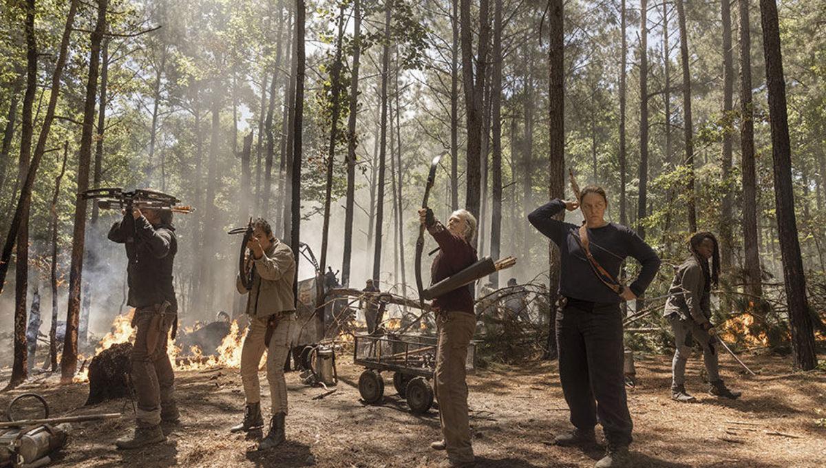 The Walking Dead Season 10 Image 9