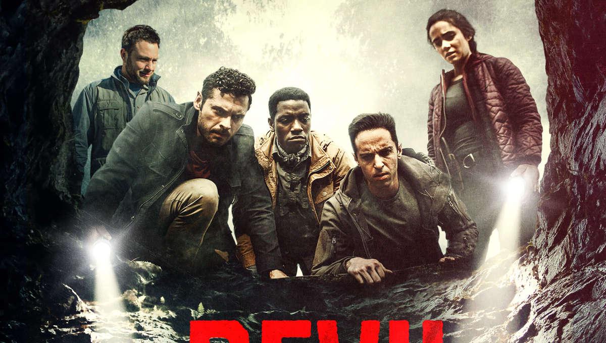 The Devil Below poster