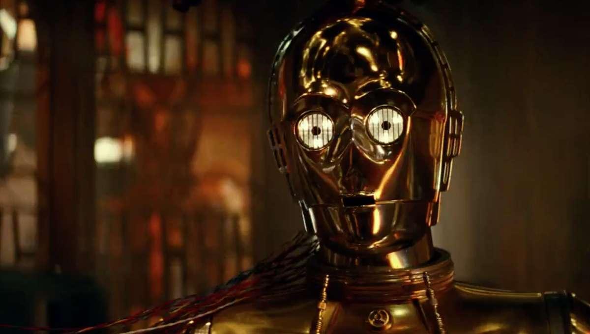 Star Wars: The Rise of Skywalker (C-3PO)