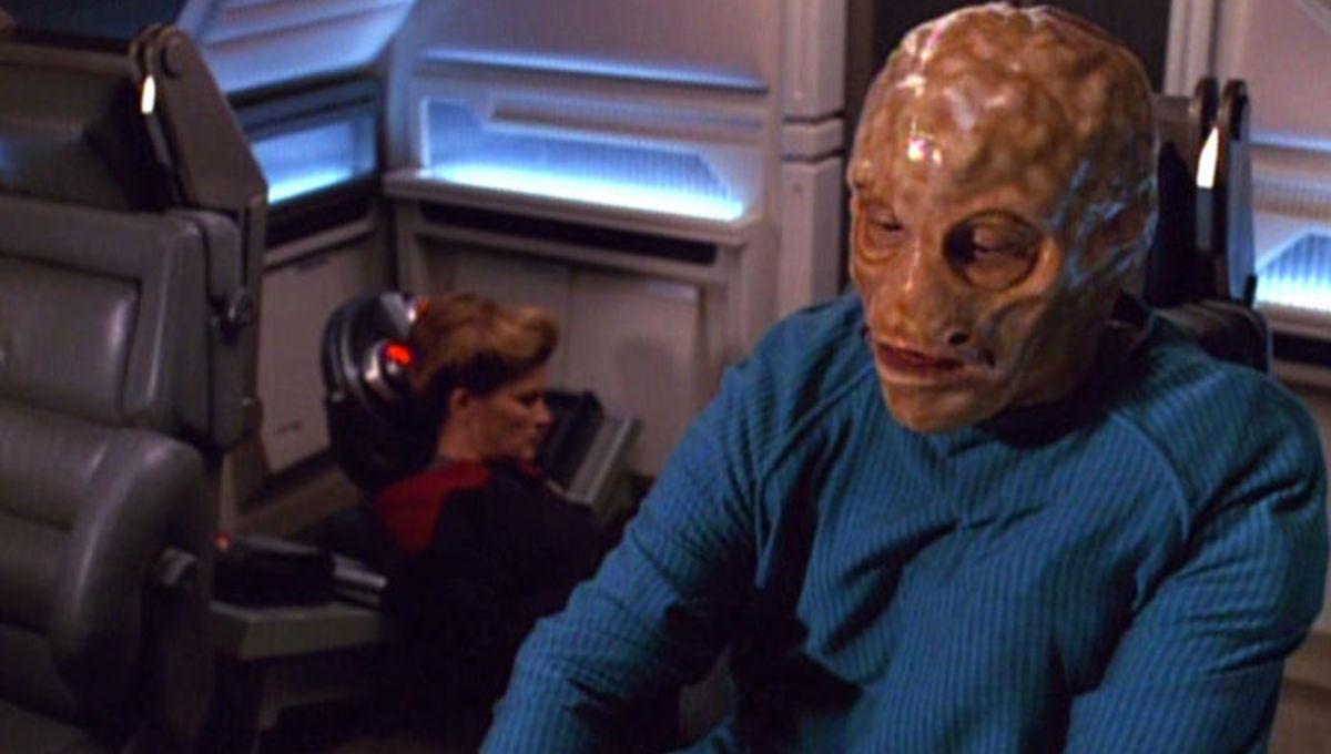Star Trek Voyager: Threshold