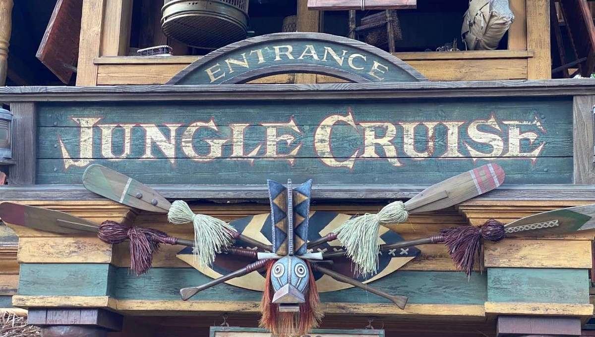 Disneyland Jungle Cruise Update 2021