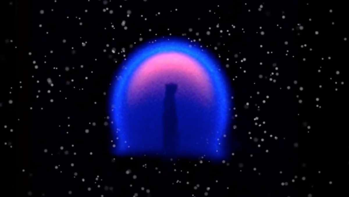 Liz Microgravity Flame
