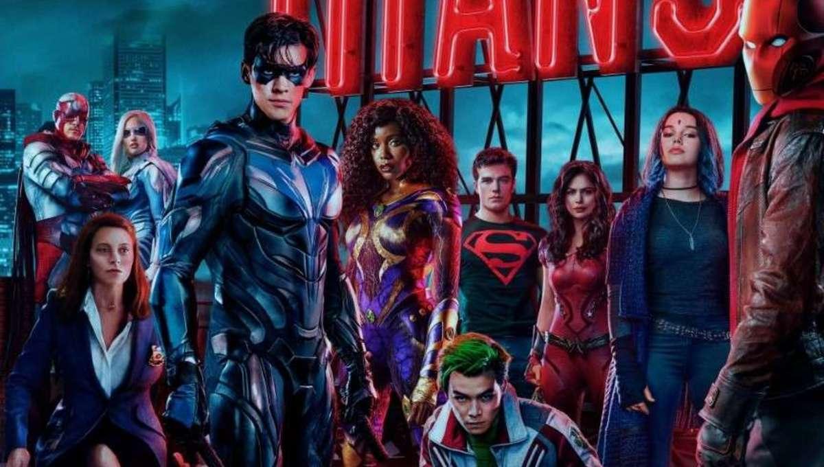 Titans Season 3 Hero