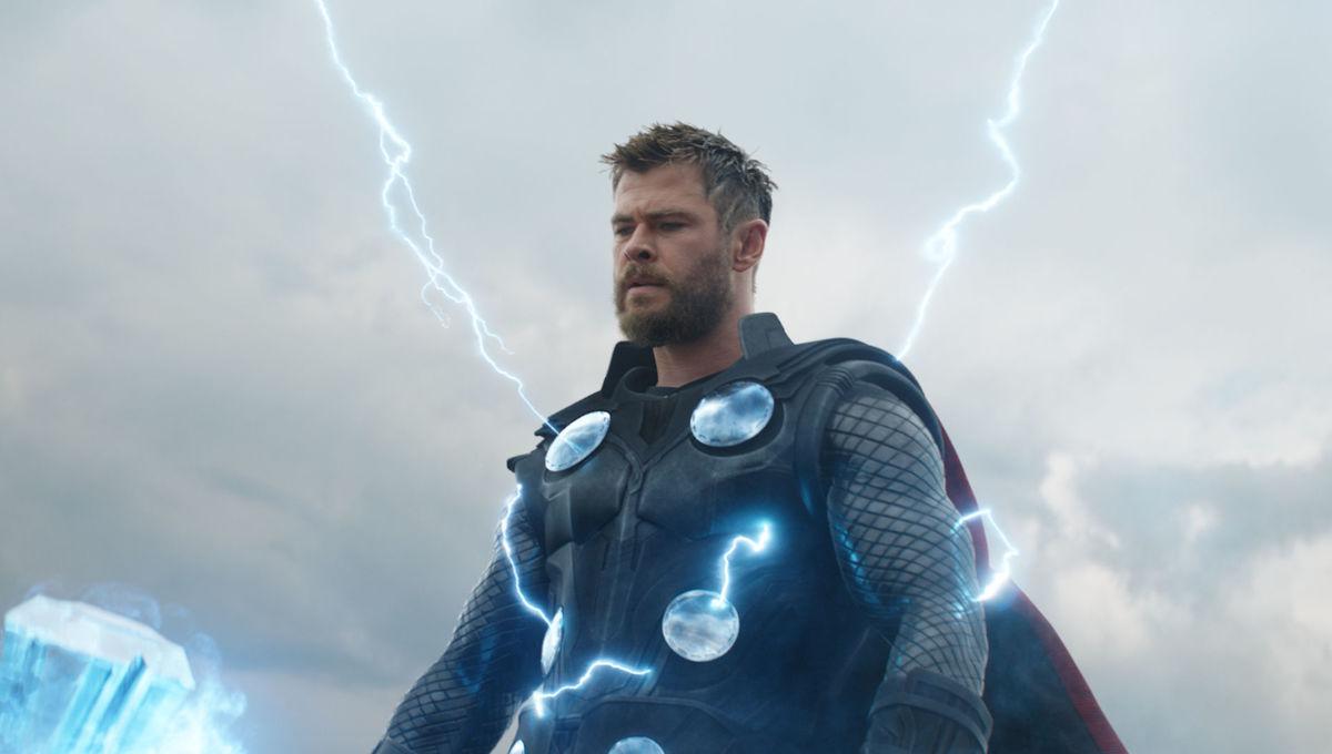 Thor Avengers: Endgame
