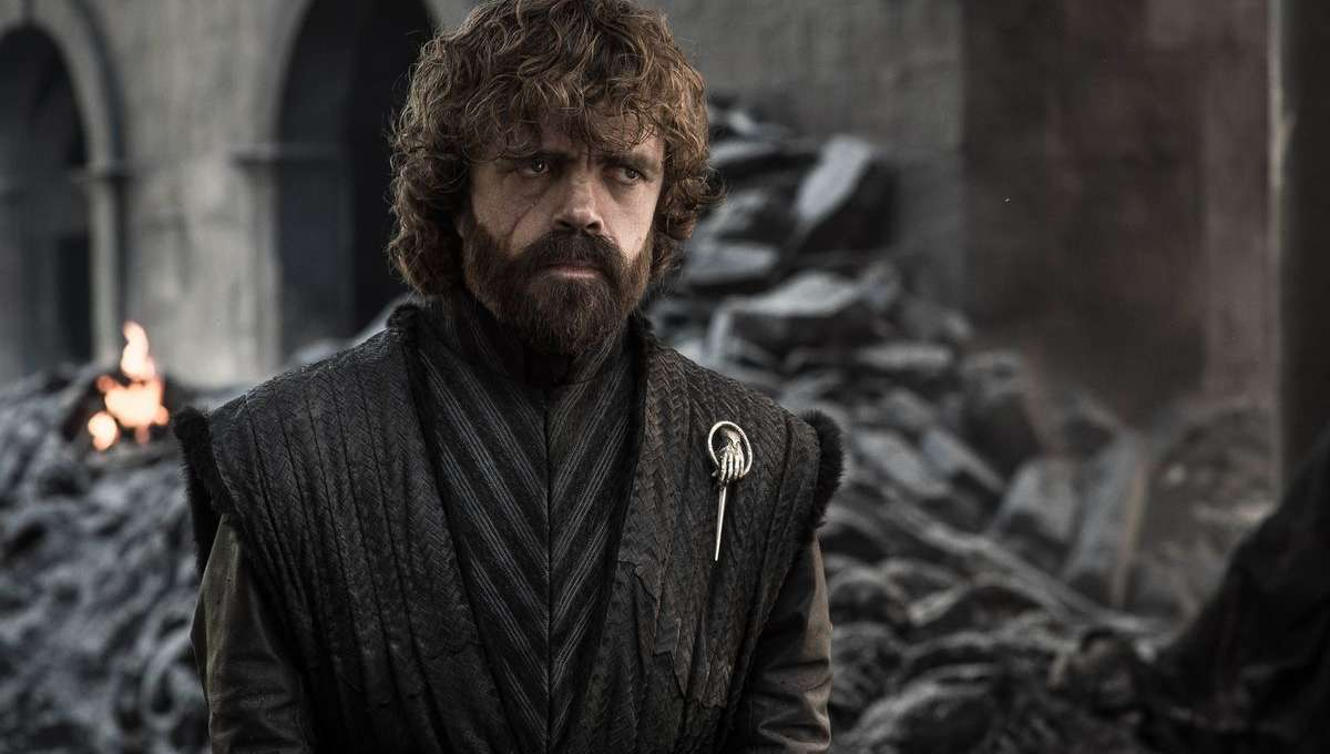 Tyrion Game of Thrones finale
