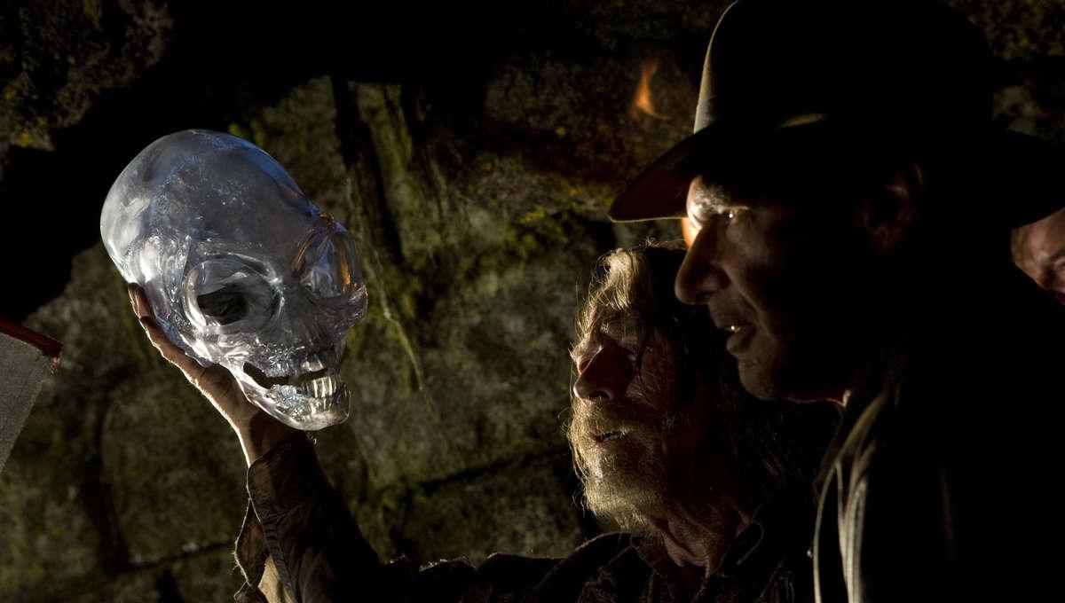 Indiana Jones Crystal Skull Still