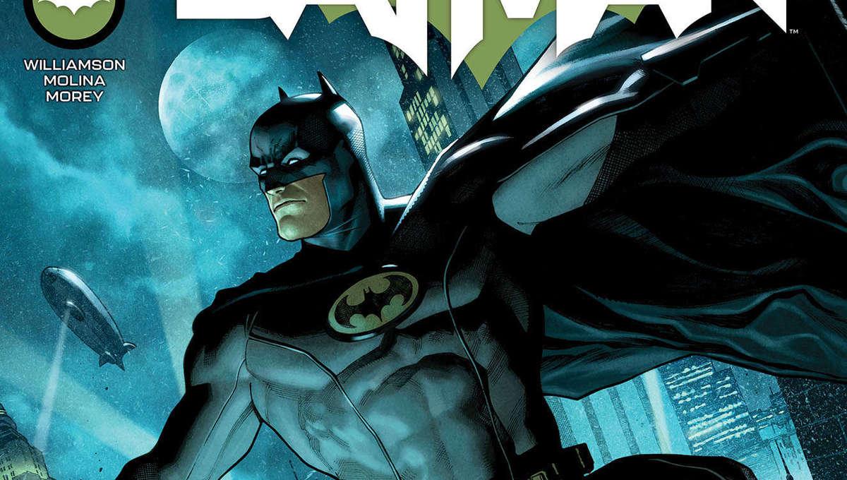 Batman #110 Cover