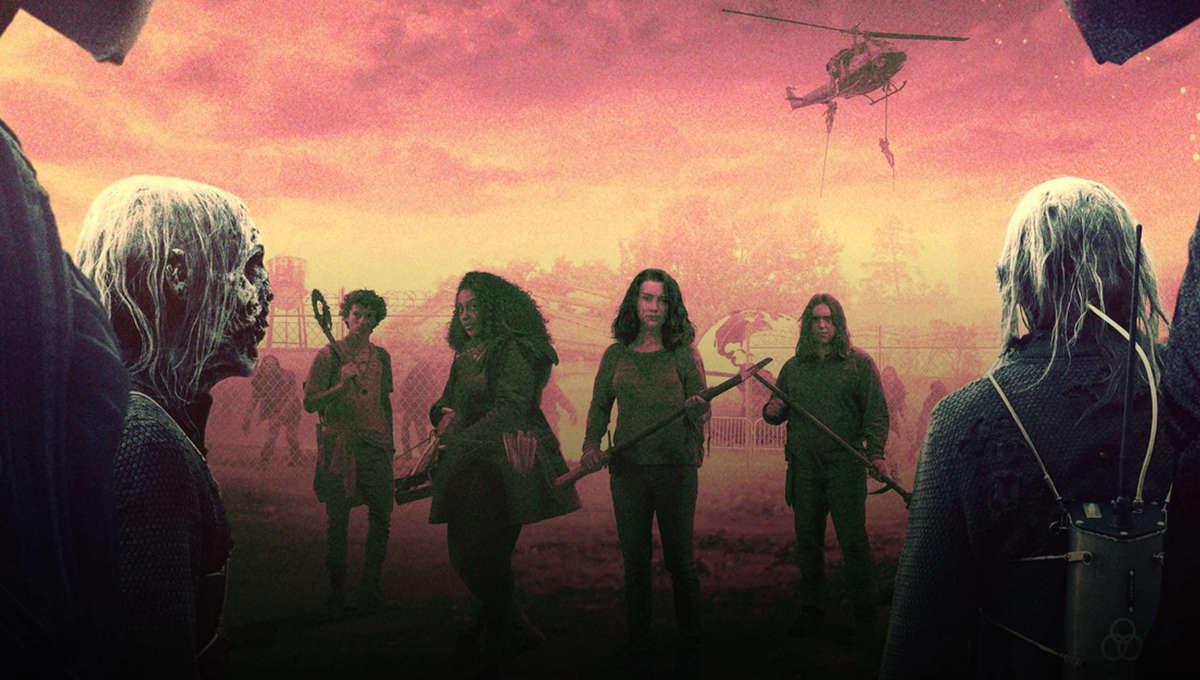 The Walking Dead: World Beyond S2 Key Art