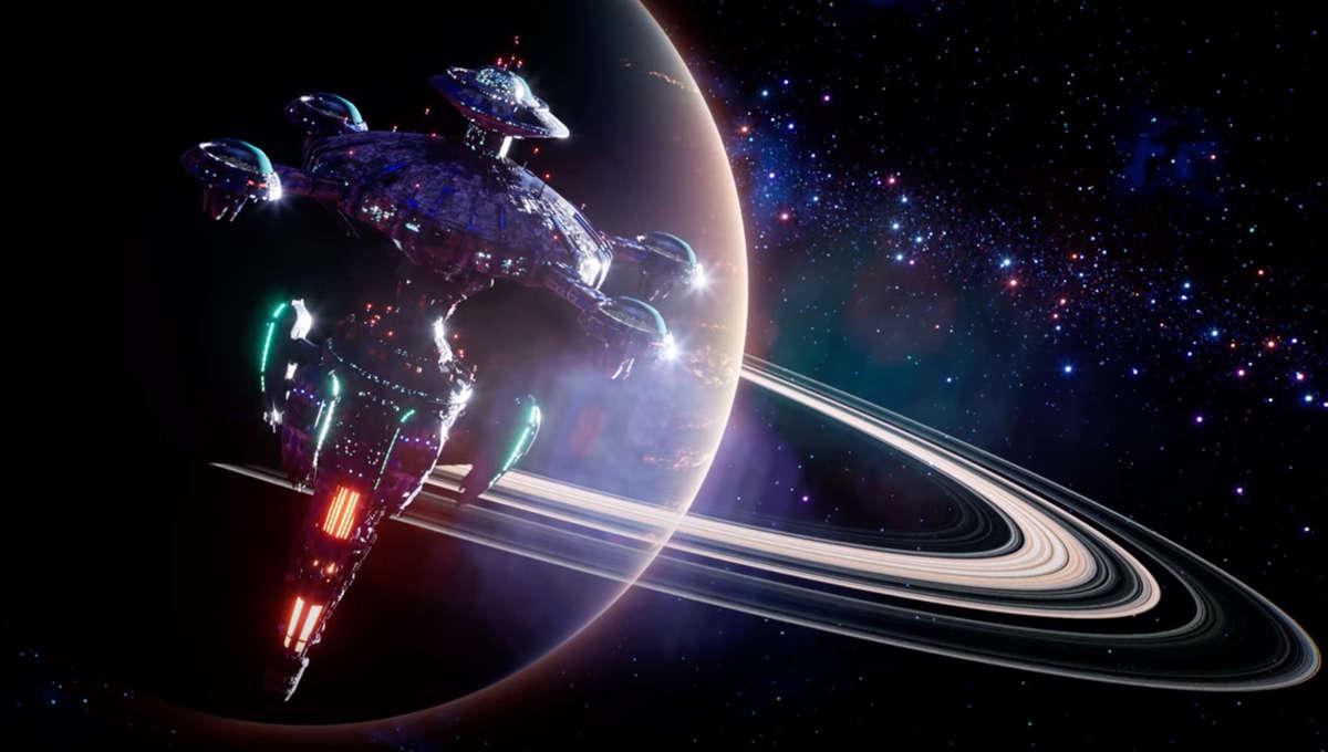 System Shock Trailer Still