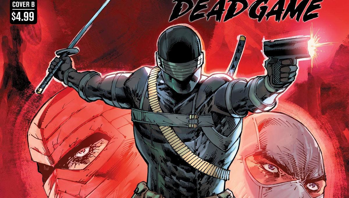 Snake Eyes: Deadgame cover