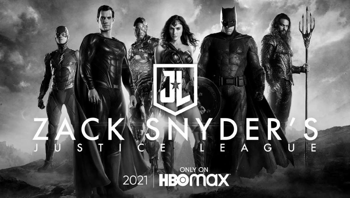 Justice League's The Snyder Cut