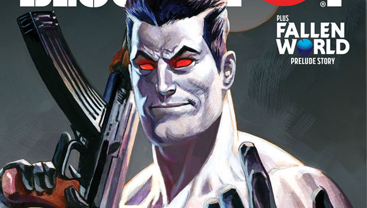 Valiant 2019 FCBD Cover