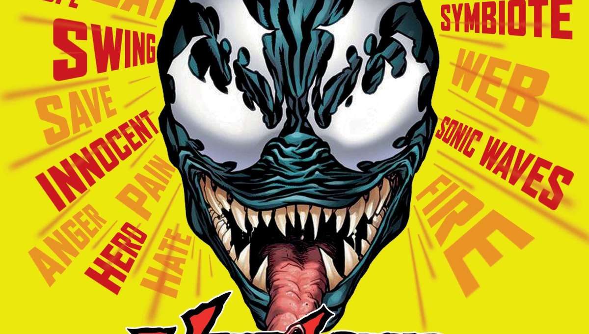 The Philosophy of Venom Cover
