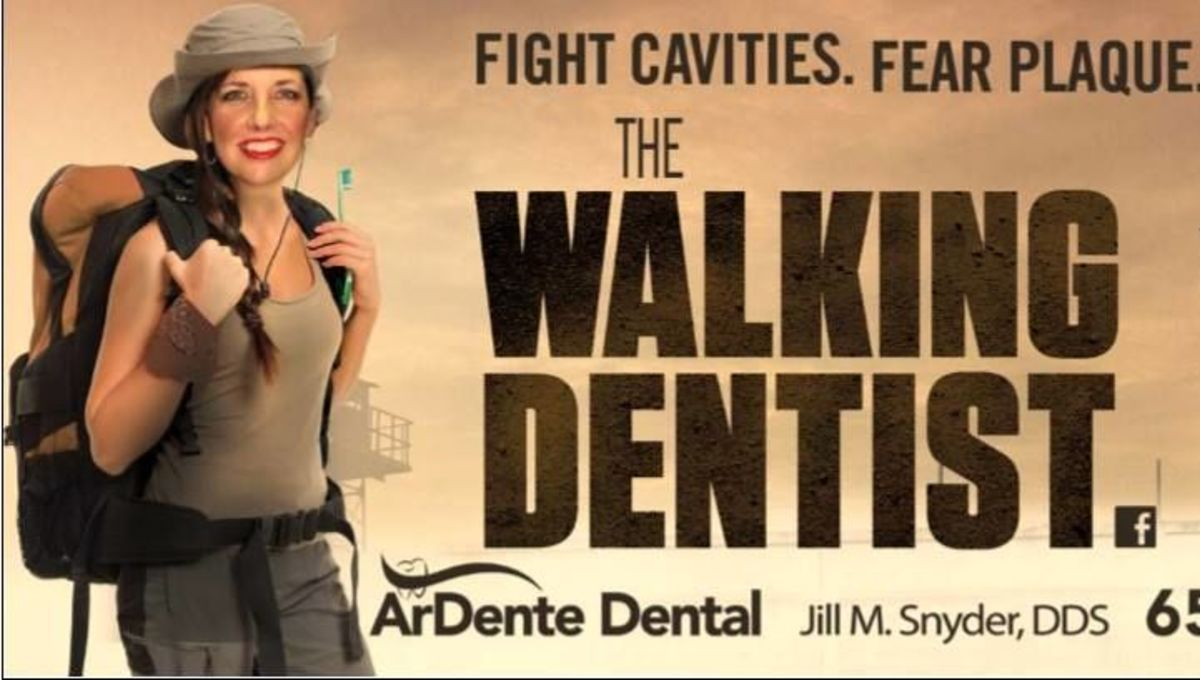 The Walking Dentist