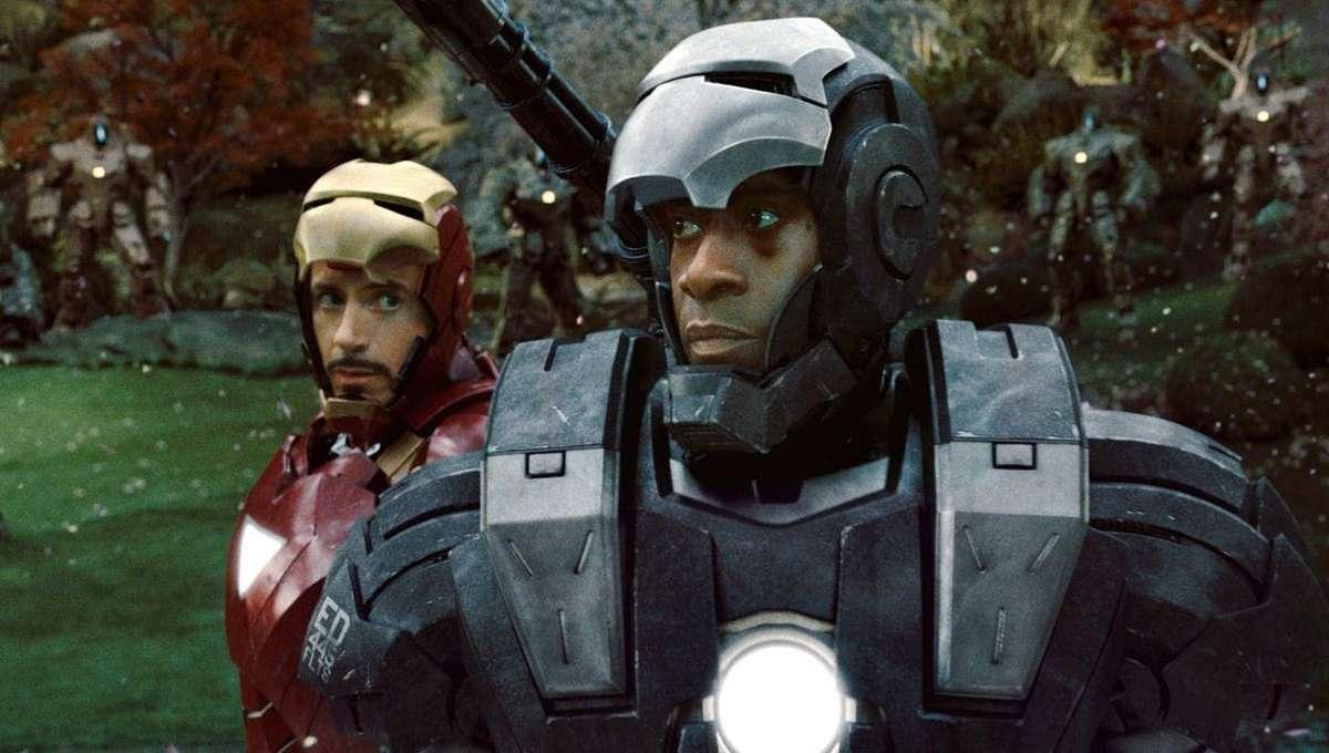 war machine iron man 2