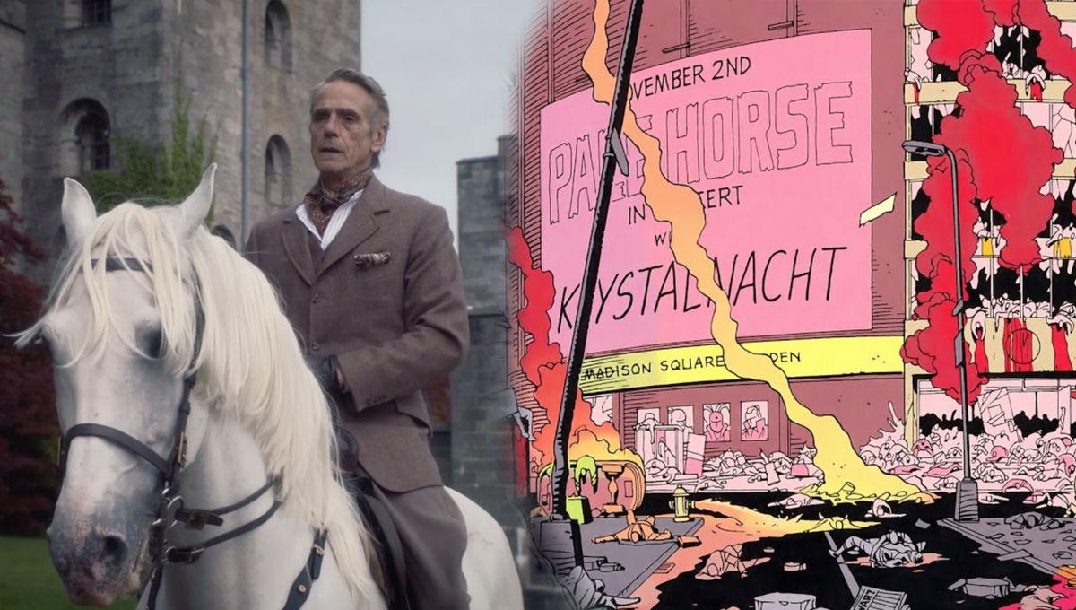 Watchmen Pale Horse