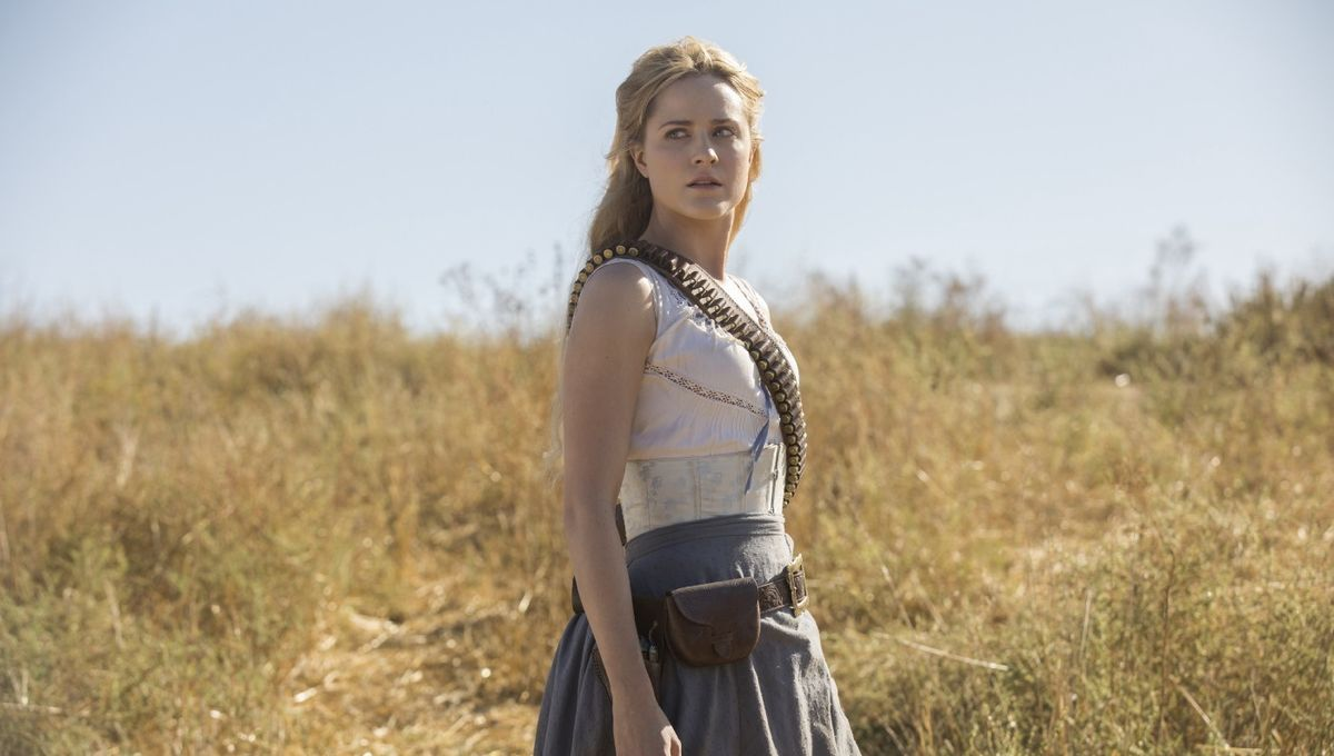 Westworld Season 2 Dolores Evan Rachel Wood
