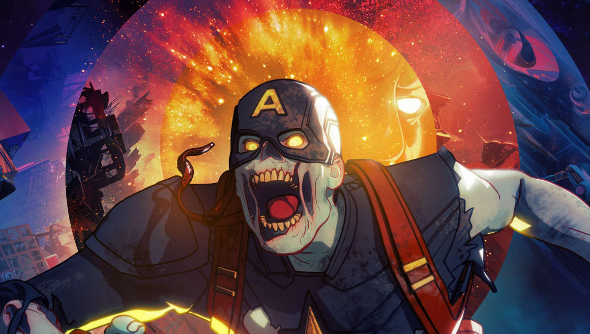 What If Zombie Captain America