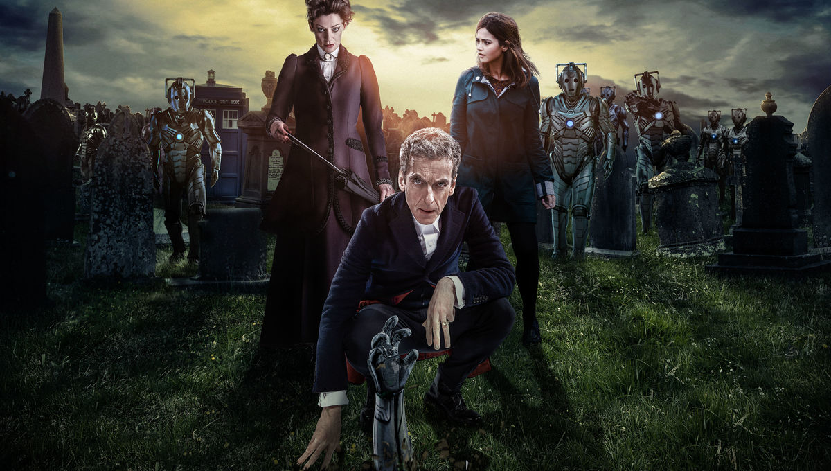 Michelle Gomez And Jenna Coleman Talk About That Clara And Missy