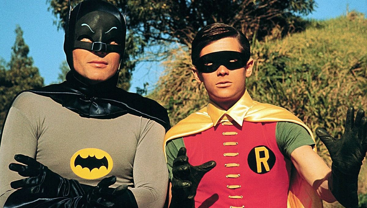 Adam West and Burt Ward to return as Batman and Robin in new ...