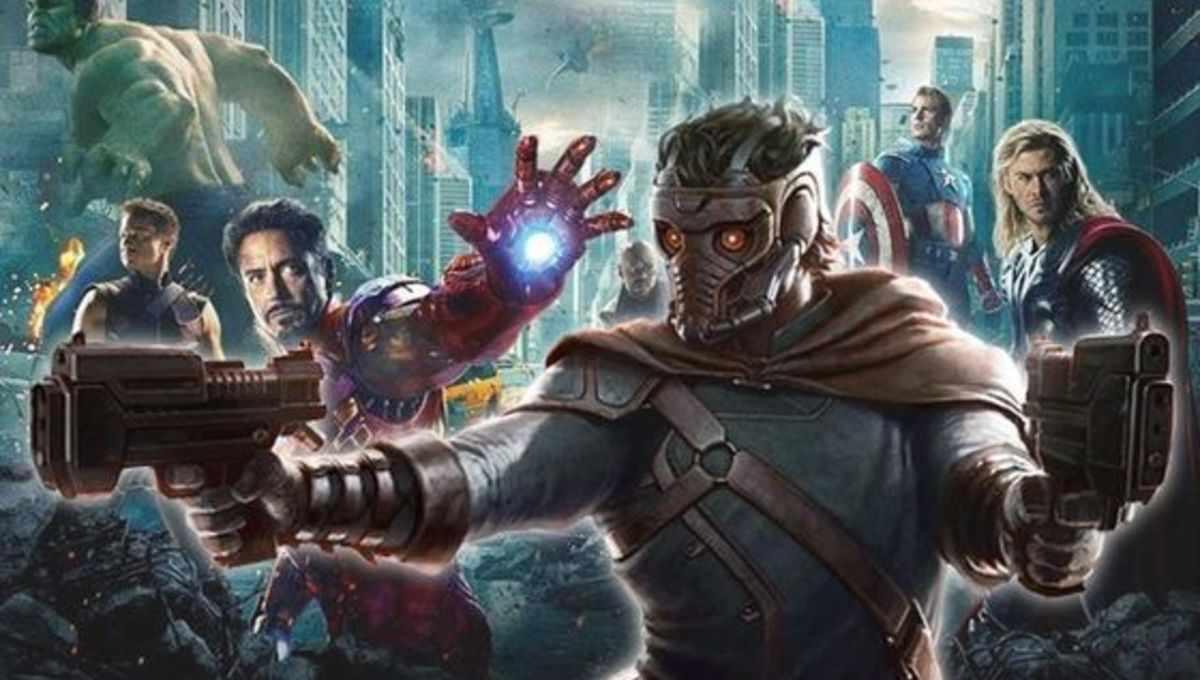 Avengers Star-Lord