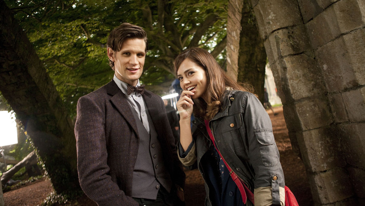 Doctor Who - The Doctor and Clara