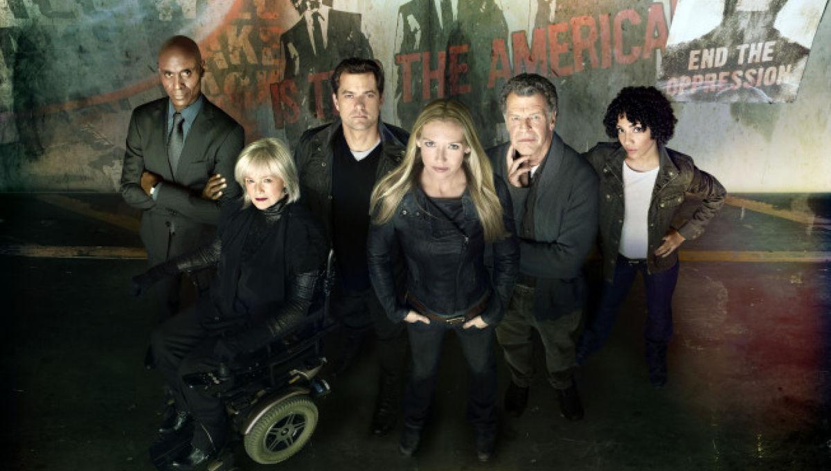 Fringe season 5 cast