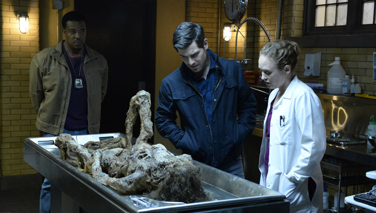 """Grimm's Episode 605 - """"The Seven Year Itch"""""""