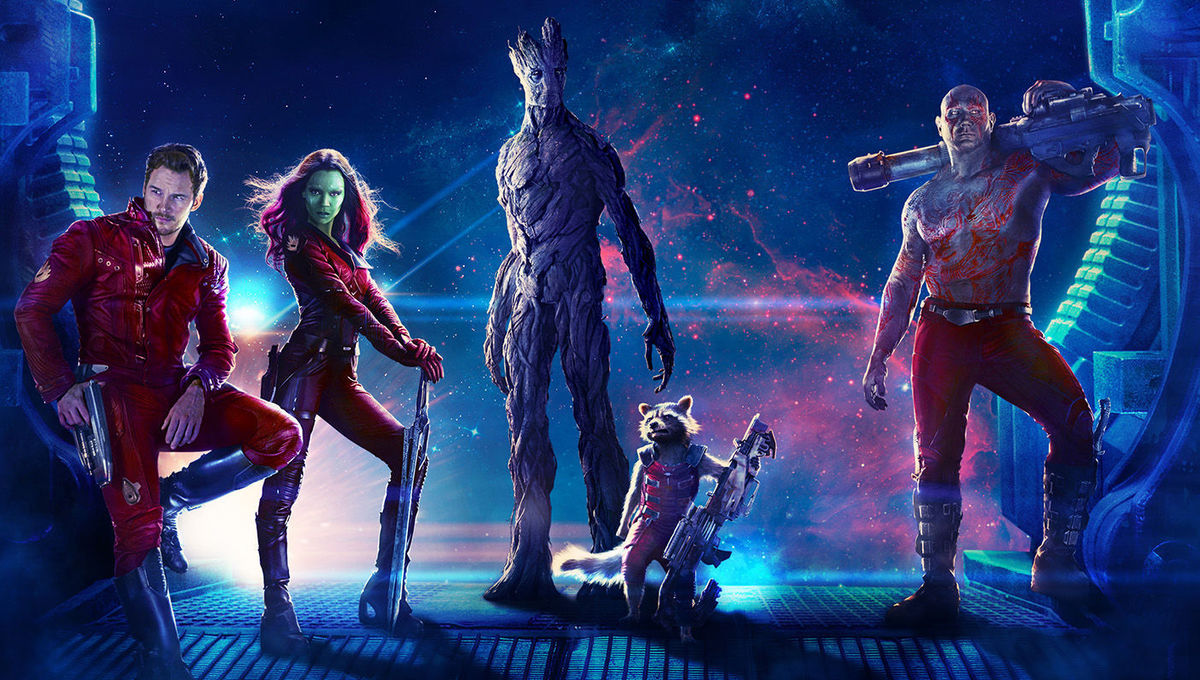Image Of The Day James Gunn Shares Final Guardians Of The Galaxy