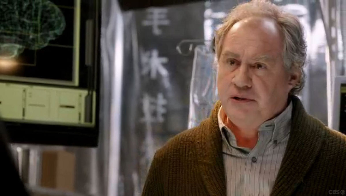 Intelligence's John Billingsley