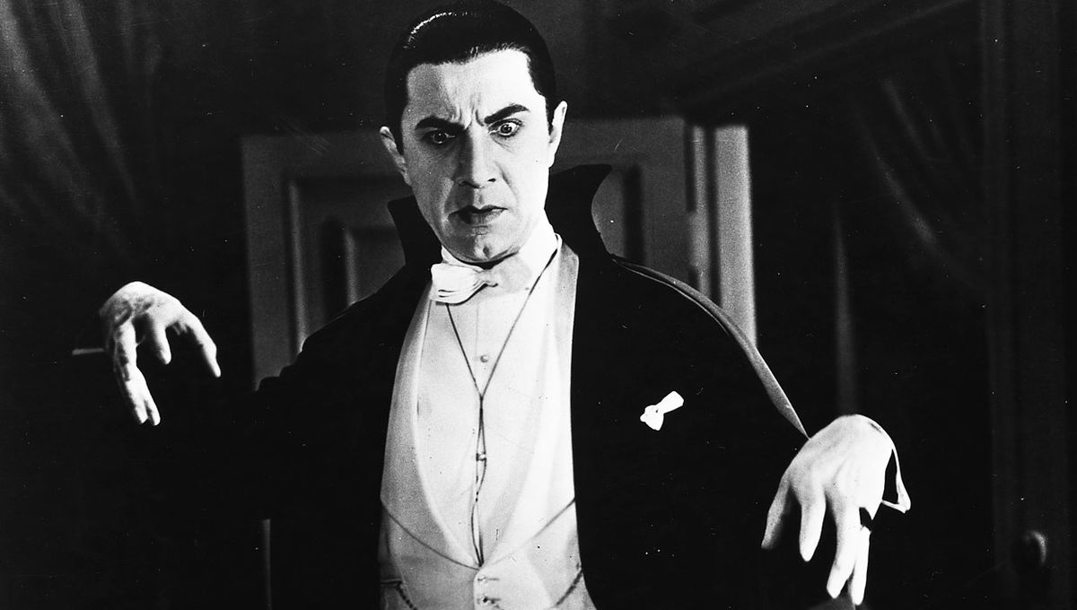 Bela Lugosi will always live as Dracula