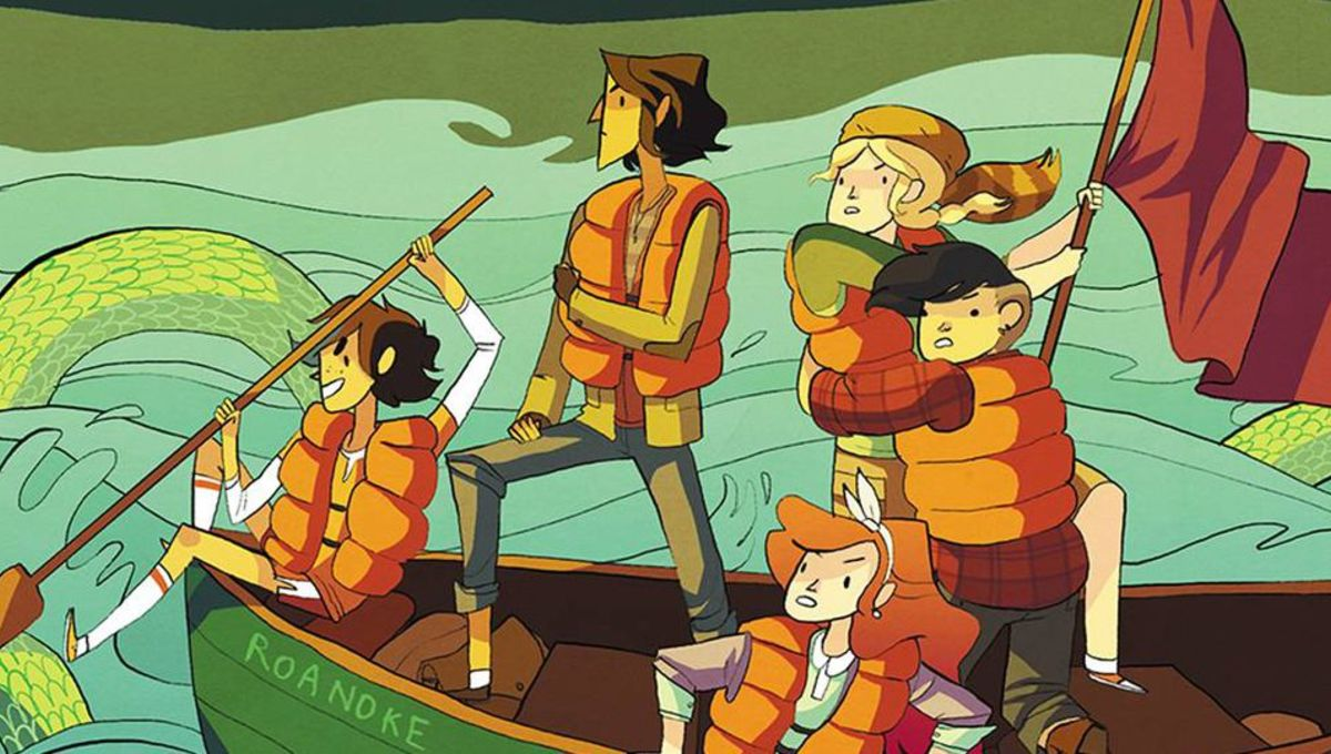 Lumberjanes co-creator Shannon Watters on how Boom Box! succeed where other  comics fall short - Blastr