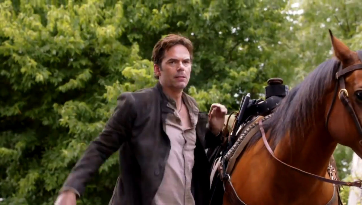 Revolution's Billy Burke