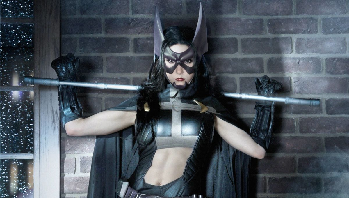 Heroes of Cosplay's Riki LeCotey