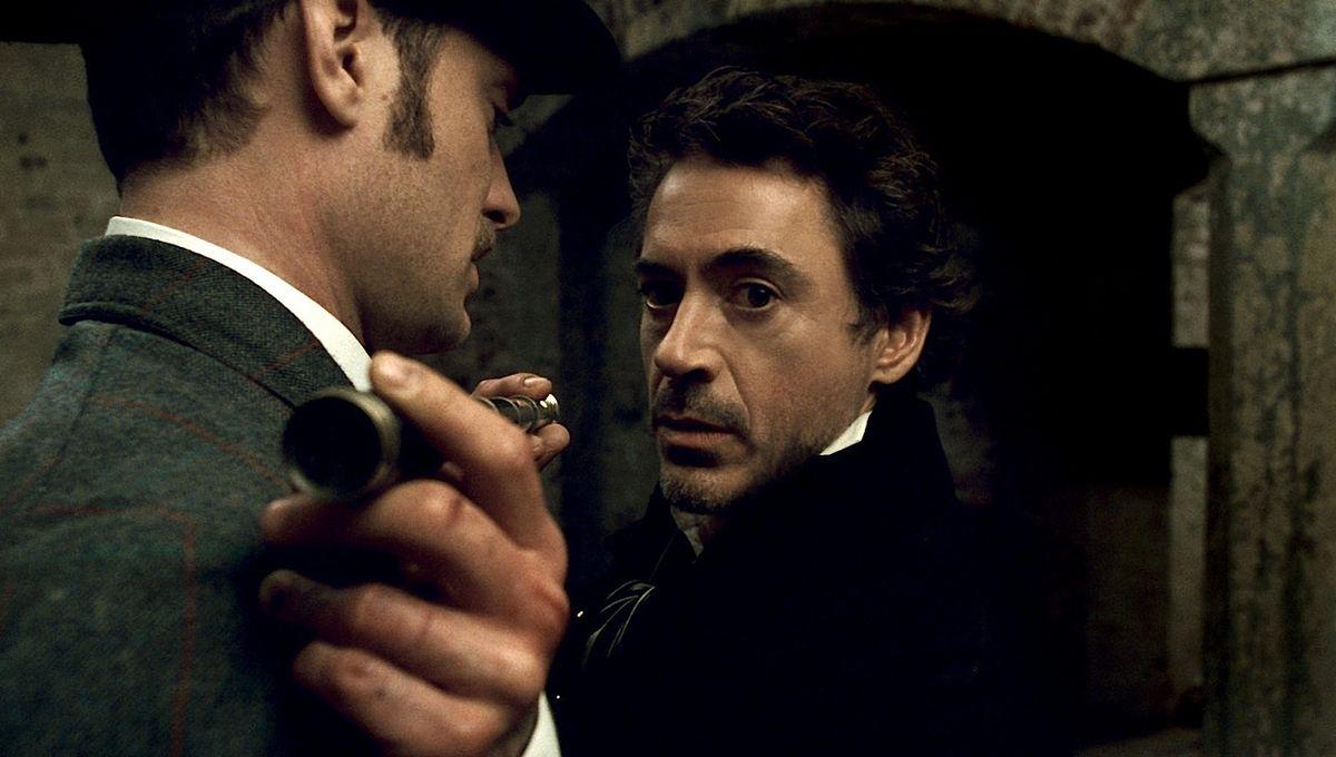 Robert Downey Jr. confirms Sherlock Holmes 3 to start filming this ...