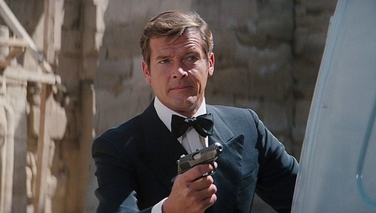 Roger Moore's James Bond movies, ranked