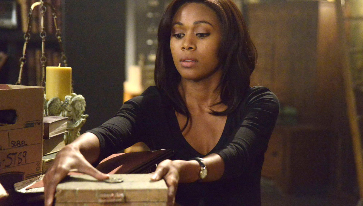 Sleepy Hollow with Nicole Beharie