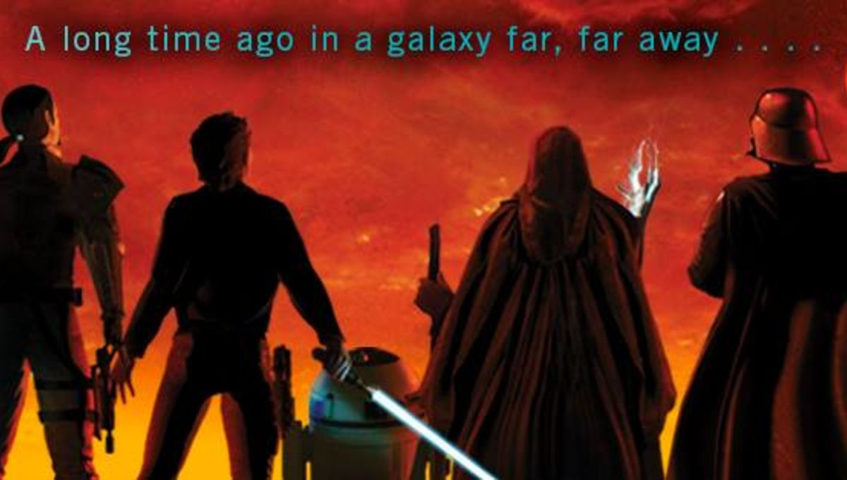 Disney Announces The First Four Novels In The New Star Wars Canon