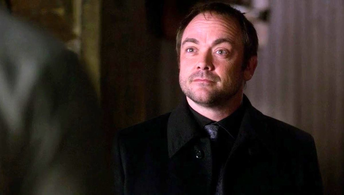 Supernatural's Mark Sheppard