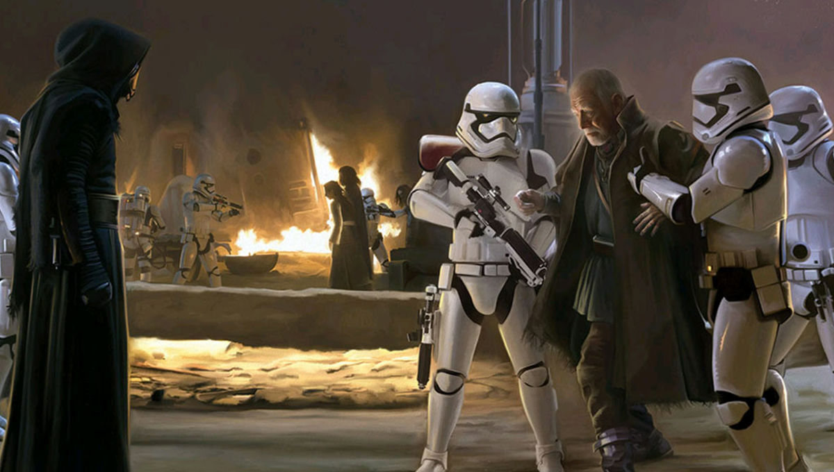 Debate Club Star Wars Revenge Of The Sith Vs The Force Awakens Blastr