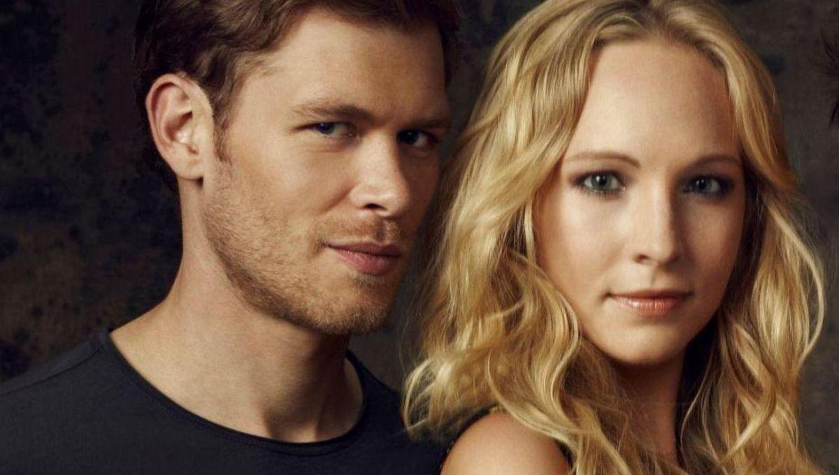 The Vampire Diaries Klaus and Caroline