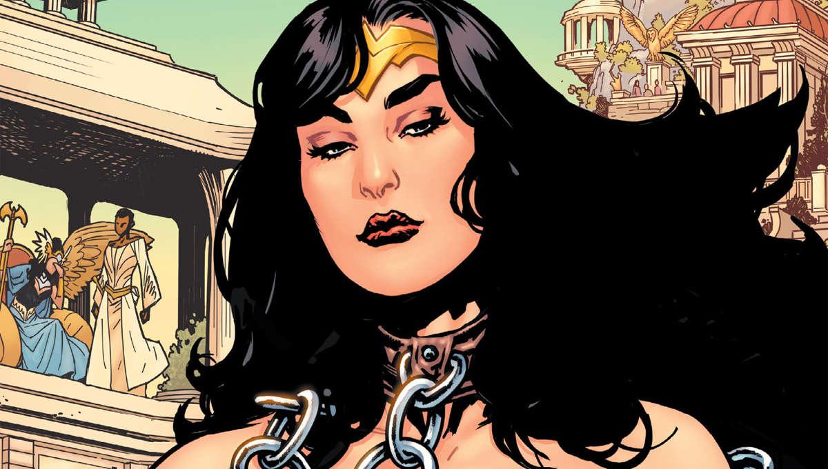 Wonder Woman, by Grant Morrison