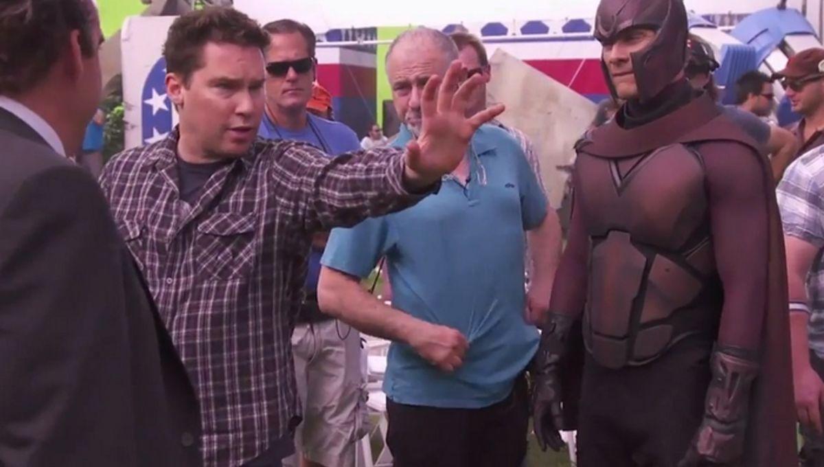Bryan Singer directing X-Men: Days of Future Past