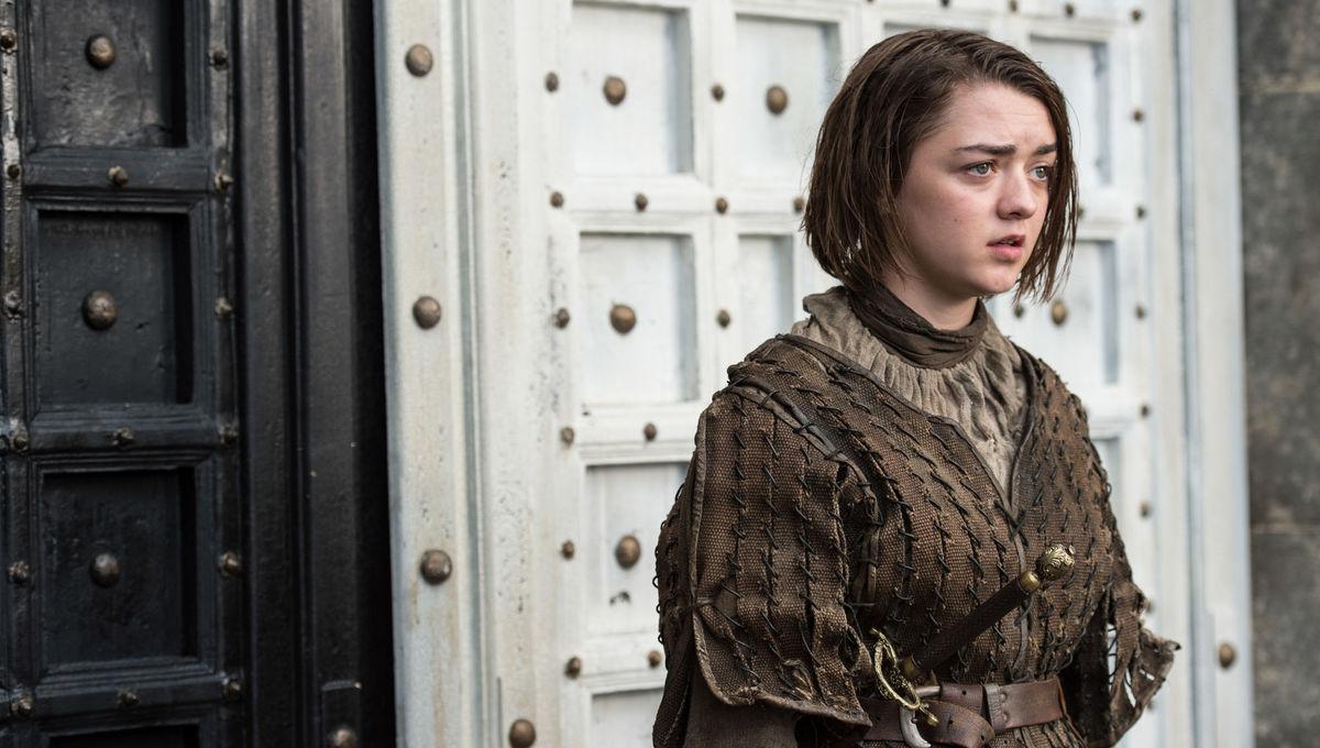 Arya Stark, House of Black and White, Game of Thrones