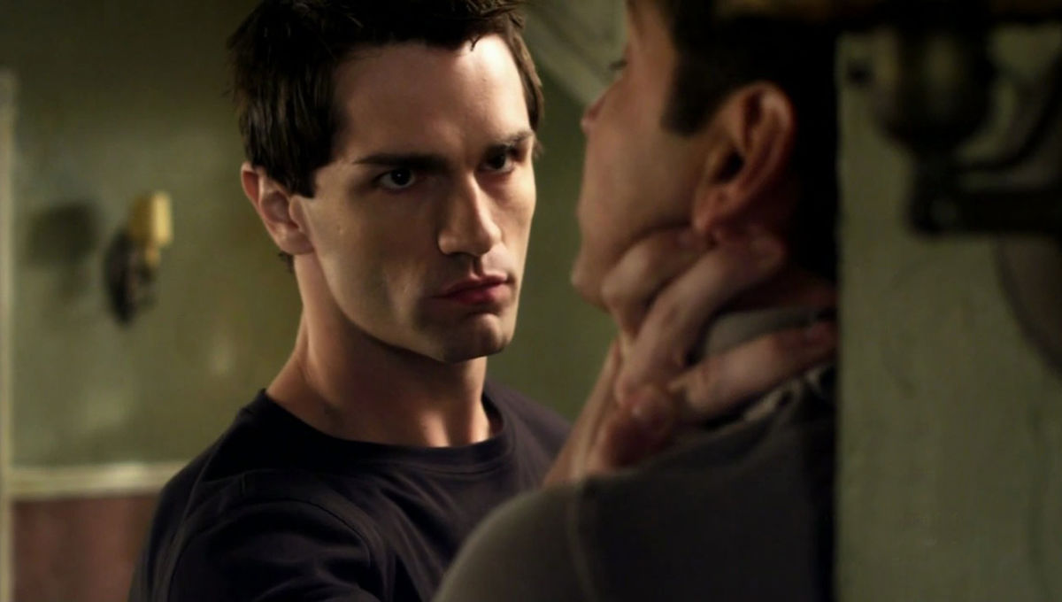 Being Human's Sam Witwer