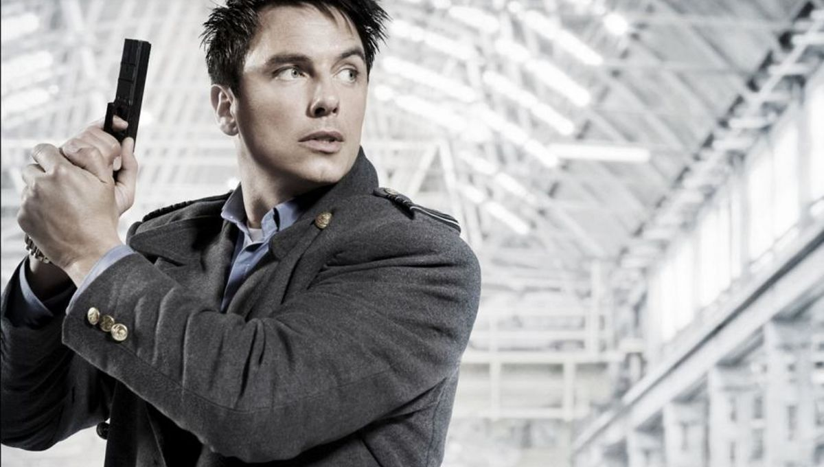 Captain Jack Harkness, Doctor Who