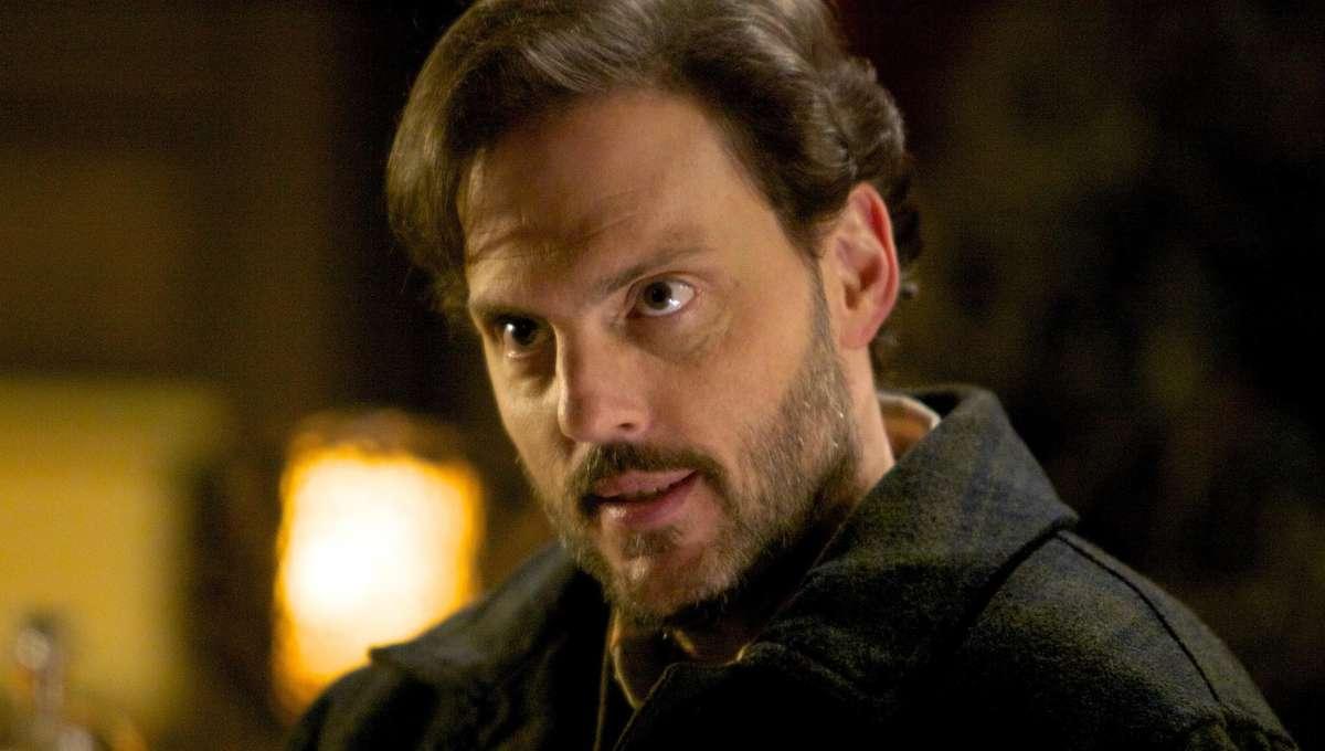 Grimm - Silas Weir Mitchell as Monroe