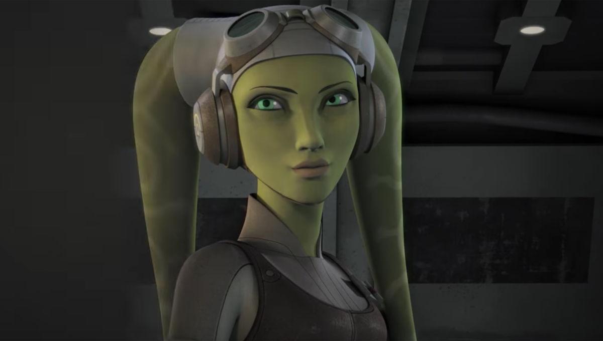 Hera Syndulla - Star Wars Rebels