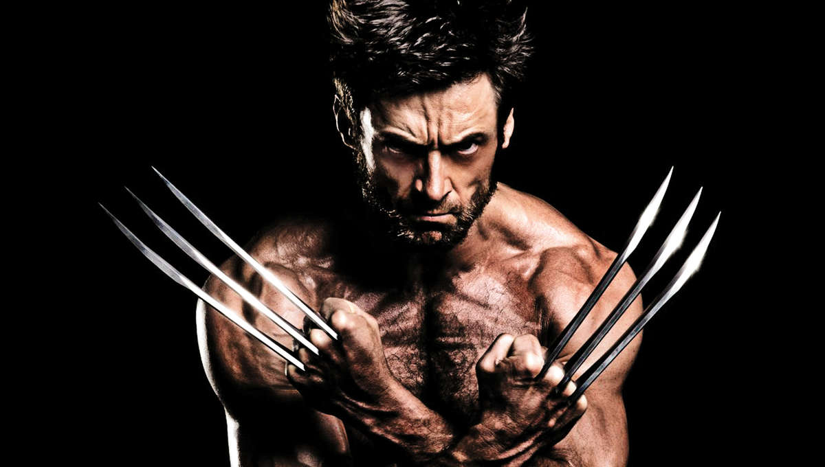 Hugh Jackman bares his claws as Wolverine