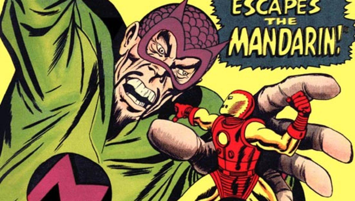 The Mandarin may mean Iron Man 3 won't be seen in China